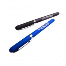 Długopis ścieralny z gumką 0,8
