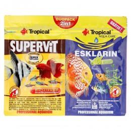 TROPICAL DUOPACK 2W1 SUPERVIT 12g + ESKLARIN 10ml
