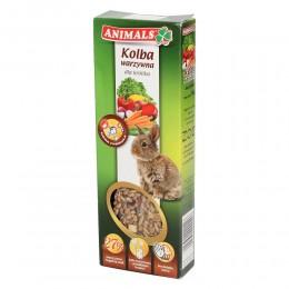 Animals kolba warzywna dla królika 2 sztuki