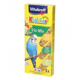 Vitakraft Kracker Trio-Mix kolby dla papużek falistych