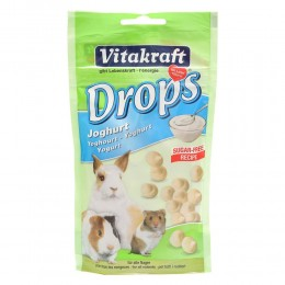 Vitakraft dropsy jogurtowe dla gryzoni