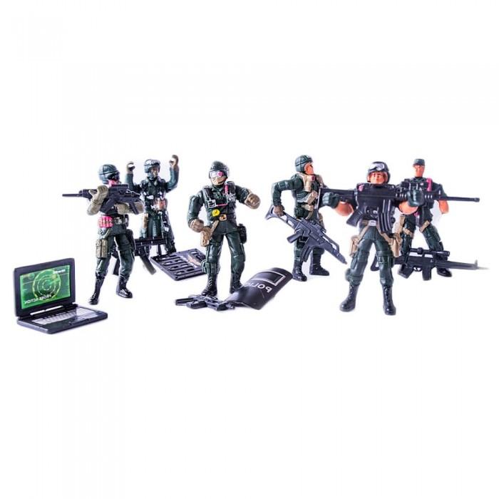 Figurki żołnierzyków piechoty morskiej