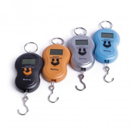 Elektroniczna waga hakowa na baterię 50 kg