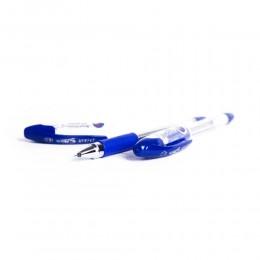 Niebieski długopis cienko piszący (2 sztuki)