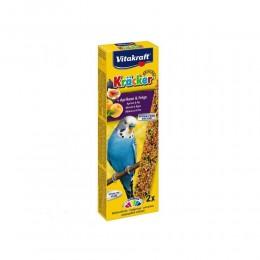 Vitakraft Kracker morela/figa kolby dla papużek falistych