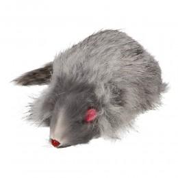 Futrzana mysz dla kota