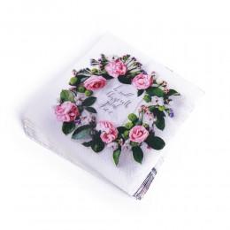 Serwetki papierowe dekoracyjne WIANEK