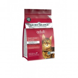 Karma dla kota Arden Grange Adult Cat Chicken Grain Free 4kg