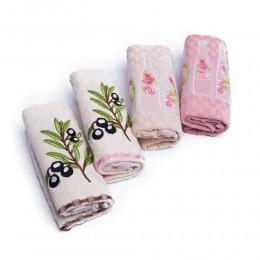 Ekskluzywny komplet ręczników kuchennych 4 szt