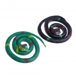 Realistyczny sztuczny gumowy wąż KOBRA
