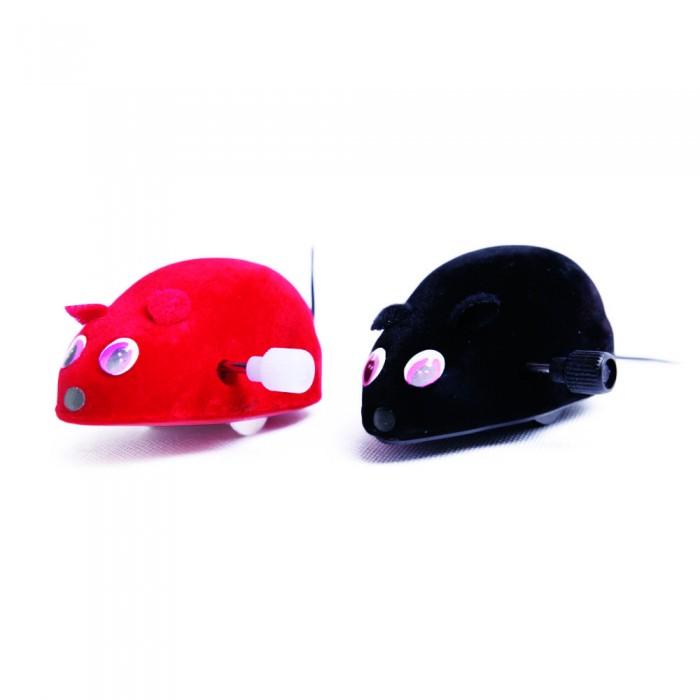 Myszki nakręcane dla kota 2 szt.