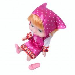 MASZA lalka dla dziewczynki plus zestaw bucików