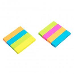 Zakładki indeksujące samoprzylepne 4 kolory