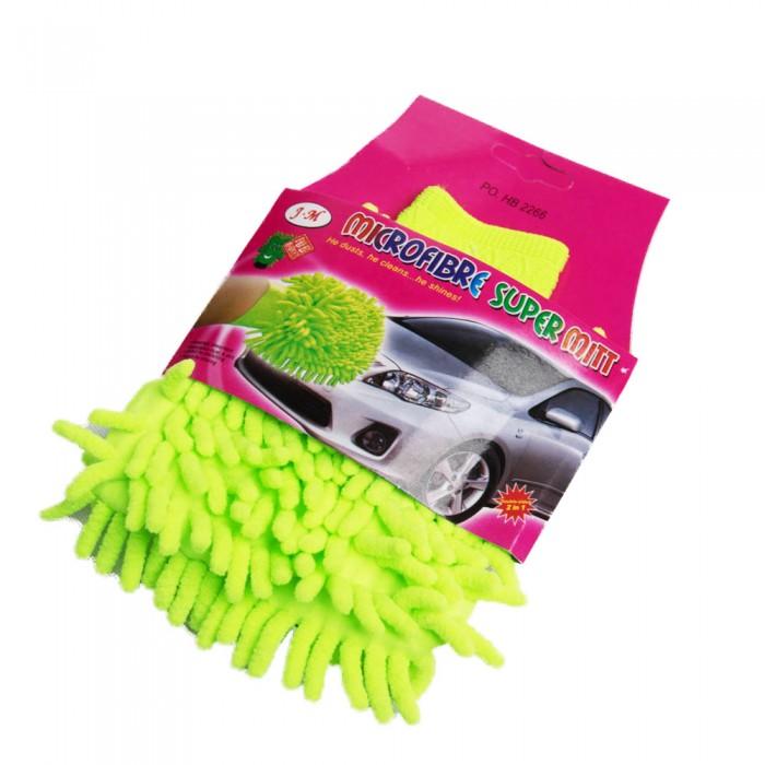 Myjka na rękę z mikrofibry do mycia i polerowania samochodu