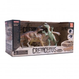 Zestaw figurek dinozaurów dla dzieci DINOZAURY 3 szt.