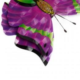 Motylki motyle trójwymiarowe 3D - ozdoba na ścianę
