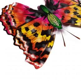 Motylki motyle trójwymiarowe 6D w kropeczki