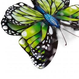 Motylki motyle trójwymiarowe 6D naklejki ścienne