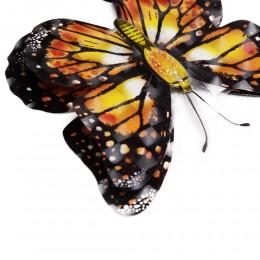 Motyle trójwymiarowe 6D naklejki ścienne trójwymiarowe