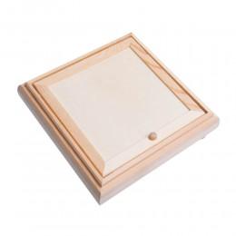 Szkatułka pudełko drewniane do decoupage