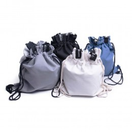 EKO torba plecak worek bawełniany 4 kolory