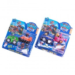 PSI PATROL 2 autka z figurkami dla dziecka