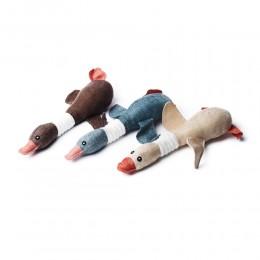 Eko KACZKA piszcząca zabawka dla psa