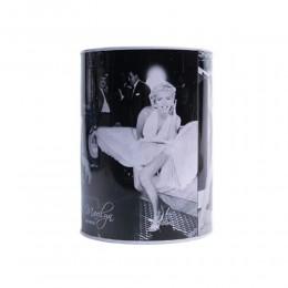SKARBONKA puszka metalowa Marilyn Monroe