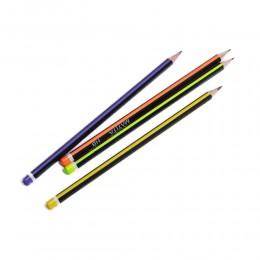 Zestaw ołówków HB do szkicowania i rysowania 4 szt.