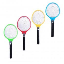 Paletka elektryczna łapka na owady muchy komary z paralizatorem