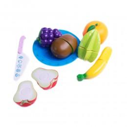 Zestaw owoce do krojenia dla dzieci na rzep