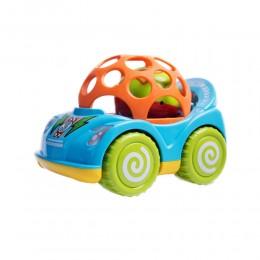 Kiękki samochodzik autko grzechotka gryzak dla dziecka