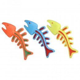 Zabawka szkielet ryby