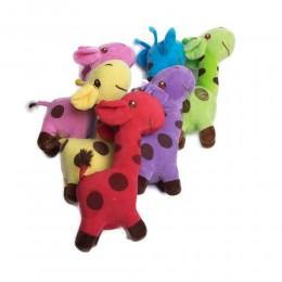 Żyrafa przytulanka dla dziecka - Maskotki dla dzieci 25 cm