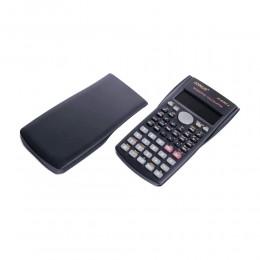 Kalkulator naukowy | kalkulator matematyczny czarny 240 funkcji