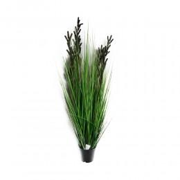 Sztuczna trawa ozdobna BRĄZOWE KŁOSY   Trawa sztuczna na balkon taras