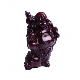 Figurka stojący Budda Buddha wys. 22 cm - Dekoracje Feng shui