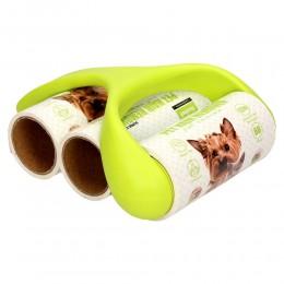 Rolka do czyszczenia ubrań z sierści psa lub kota + 2 zapasy