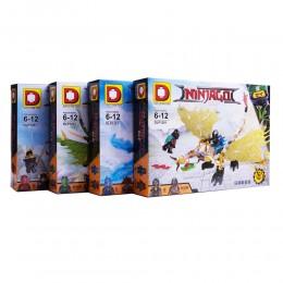 Klocki Ninjago Smok | Klocki konstrukcyjne dla dzieci