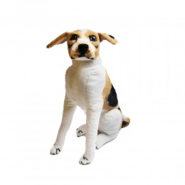 Duży pies maskotka BEAGLE 57 cm przytulanki dla dzieci