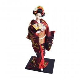 Duża lalka kolekcjonerska figurka Gejszy GEISHA japońska Gejsza 55 cm