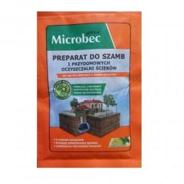 Microbec ultra preparat do szamb i oczyszczalni ścieków saszetka 25g