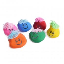 Zabawki antystresowe duży gniotek antystresowy BUŹKA odstresowywacz