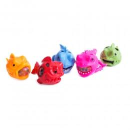 Gniotek antystresowy MORSKIE POTWORY zabawki antystresowe dla dzieci