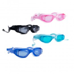 Okulary pływackie na basen OKULARKI 100% ANTIFOG
