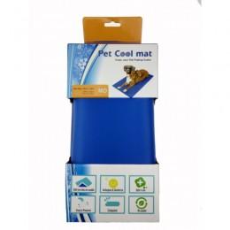 Mata chłodząca dla psa na upały MD 50x65 cm / pet cooling mat