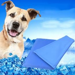Mata chłodząca dla psa na upały rozm. M 40x50 cm / pet cooling mat