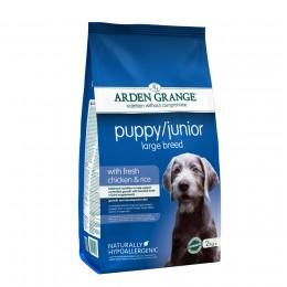 Sucha karma dla szczeniąt ARDEN GRANGE puppy junior large breed