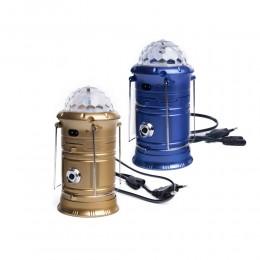 Lampka latarka biwakowa 6 LED turystyczna kemping ryby biwak