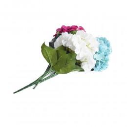 Sztuczne hortensje hortensja bukiet kwiaty sztuczne sklep internetowy
